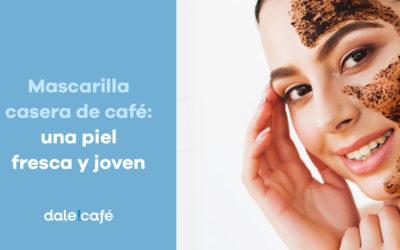 Mascarilla casera de café: una piel fresca y joven