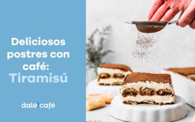 Deliciosos postres con café: Tiramisú