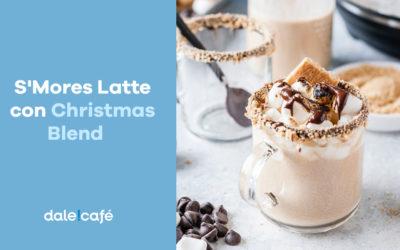 Prepara un S'Mores Latte con Christmas Blend