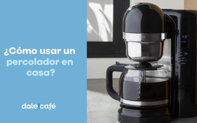 Cómo usar tu percolador de casa para conseguir un mejor café?