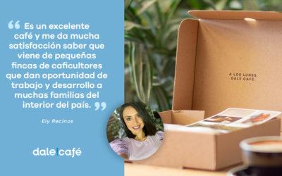 ¡Conociendo a nuestros clientes! Entrevista a Ely Recinos