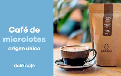 Cafés únicos: cafés de microlotes