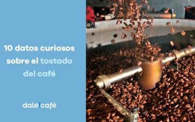 10 datos curiosos sobre el tostado del café
